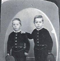 Image of Mosser Twins, 1874
