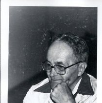 Image of Walter Brown, Golden City Manager