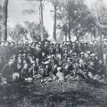 Image of Colorado Sheriffs Meeting with President Taft
