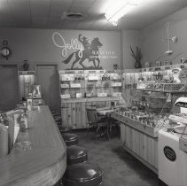 Image of Jolly Rancher store interior