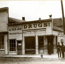 Image of A. Haas Merchant Tailor and Drug