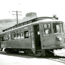 Image of Denver Tramway Route 83 in Golden, CO
