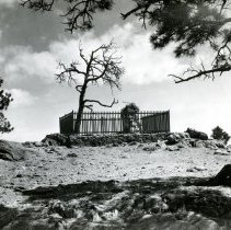 Image of Grave of Buffalo Bill