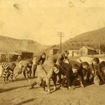 Image of South School Football Team