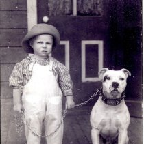 Image of Max Lewis Terrill and Jack