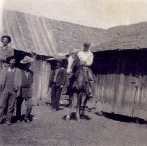 Image of Barns and Crew at Tripp Ranch