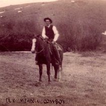 Image of Arthurt Tripp at Elk Meadow Ranch