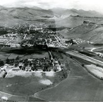 Image of Golden aerial looking north with State Industrial School