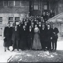 Image of University of Colorado Law School Class of 1911