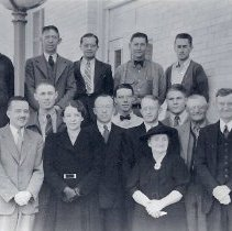 Image of Golden Post Office Employees, 1940