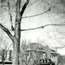 Image of Walt Gillingham at Colorado School of Mines campus