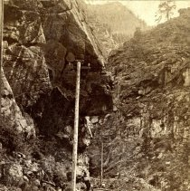 Image of Hanging Rock Down Clear Creek Canyon