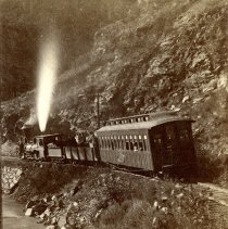 Image of Danger, Clear Creek Canyon, No. 59