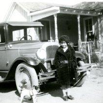 Image of Bernice Wester and Alberta Harvey