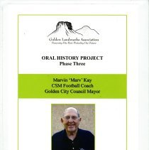 Image of Marvni Kay Oral History