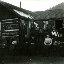 Image of Gathering at Ernest Koch's Place