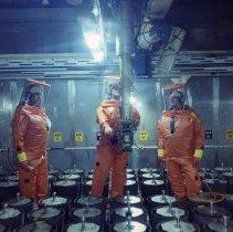 Image of Plutonium vault