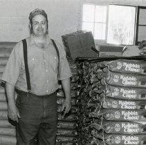Image of Ed Ramstetter at Goldern Mill