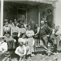 Image of Hoyt Family and Friends