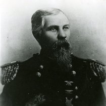 Image of George West, Adjutant General of the Colorado National Guard