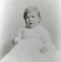 Image of Ruth May Lake (one year old)