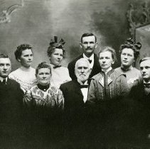 Image of Casto family