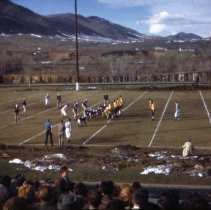 Image of CSM Football vs. Montana State, 1946