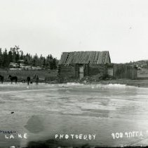 Image of Icehouse at Missouri Lake