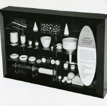 Image of Coors Porcelain Company Product Display