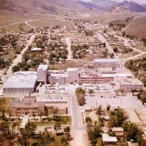 Image of Coors Porcelain Company aerial