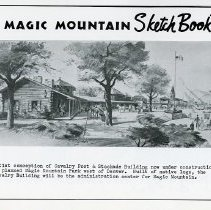 Image of Magic Mountain Sketch Book #2