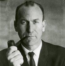 Image of Harold E. Bray (1964 Campaign Photo)