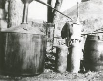 Image of Confiscated Liquor Stills