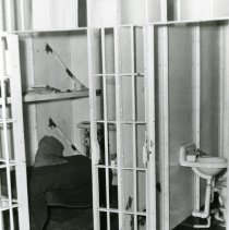 Image of 1914 Jefferson County Jail second floor cells