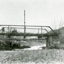 Image of Clear Creek Washington Avenue Bridge