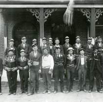 Image of Golden Fire Department 1898