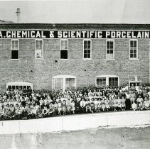 Image of Coors Porcelain Employees