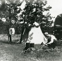 Image of Chopping Wood