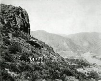 Image of Construction on Castle Rock