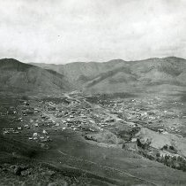 Image of Panoramic View of Golden
