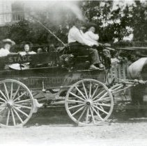 Image of Lookout Mountain Wagon