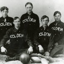 Image of Golden Bowling Team
