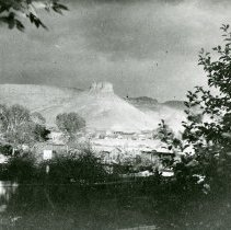 Image of Panoramic view of Castle Rock