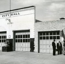 Image of Golden City Hall and Fire Station Number 1