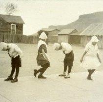Image of North School dancers