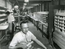 Image of Coors Porcelain Company headed by Frank Arrance