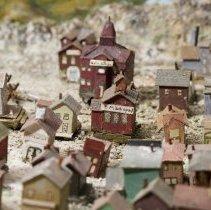 Image of City of Golden Diorama-WPA Era