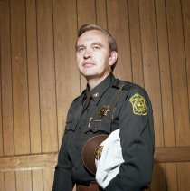 Image of Undersheriff Denzil Boeka
