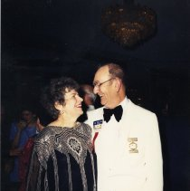 Image of Sheriff Harold E. Bray and wife Geraldine