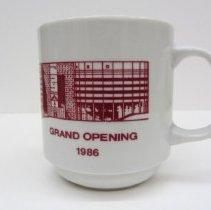 Image of Jefferson County Sheriff's Complex commemorative coffee mug